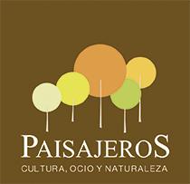 Imagen del logotipo de Paisajeros